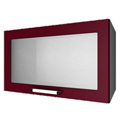 шкаф навесной L600 H360 (1 дв. рамка)