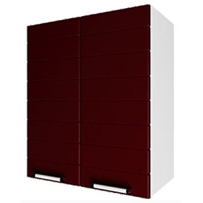 шкаф навесной L600 H720 (2 дв. глух.)