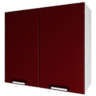 шкаф навесной L800 H720 (2 дв. глух.)