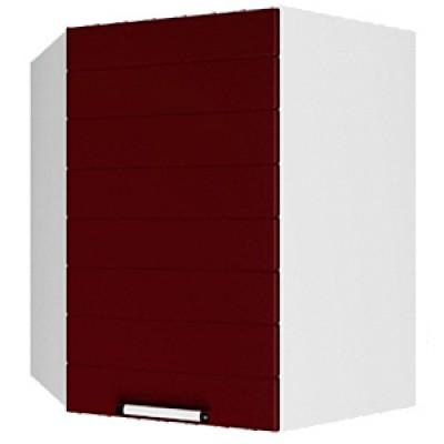 шкаф навесной уг. L600х600 H720 (1 дв. глух.)