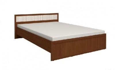 Кровать 3 Милана 120*200 см ; 140*200  (Орех)