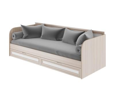 Модуль №23 Кровать с ящиками