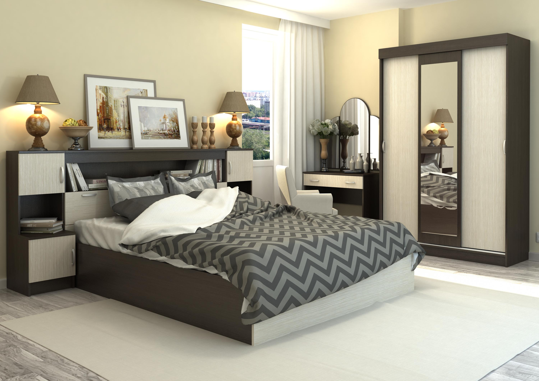 Спальня серии