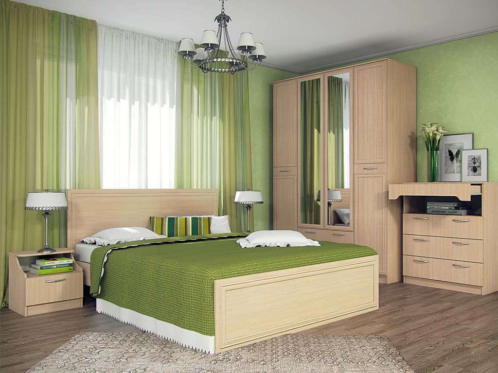 Модульная спальня «Браво»