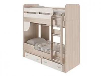 Модуль №25 Кровать двухъярусная