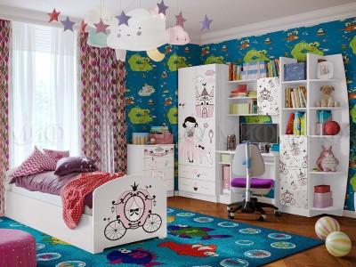 """Детская мебель """" Принцесса """""""