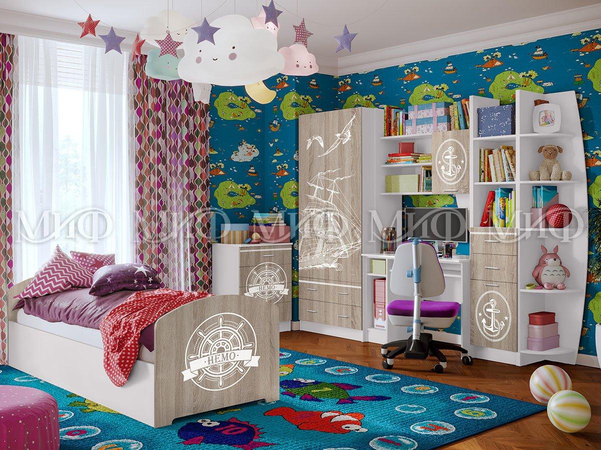 Детские комнаты.