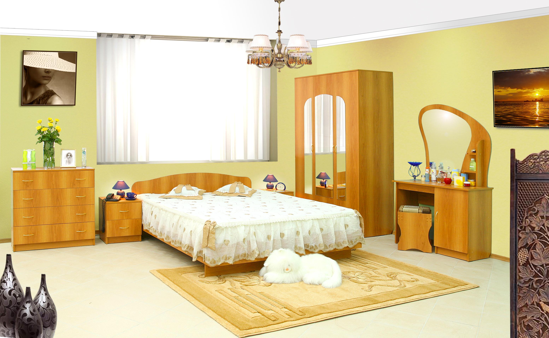 Спальня Светлана 04