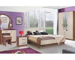 Спальня модульная Светлана