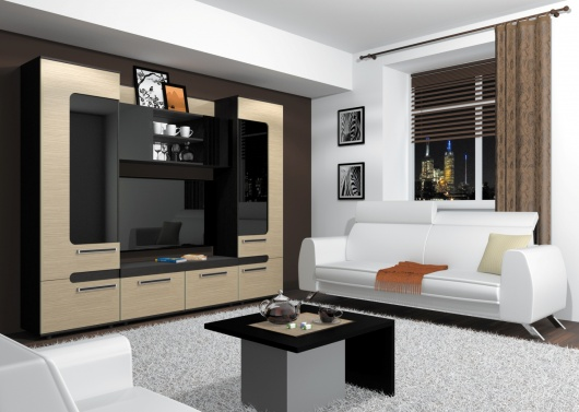 Модульная гостиная «Сона»