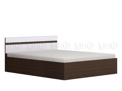Кровать Ким 1, 4 м.; 1,6 м  1,4м: 1;(сп. м.: 1,4х2,0 м; 1,6х2,0 м)